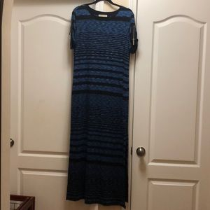 Michael kors maxi dress size xl